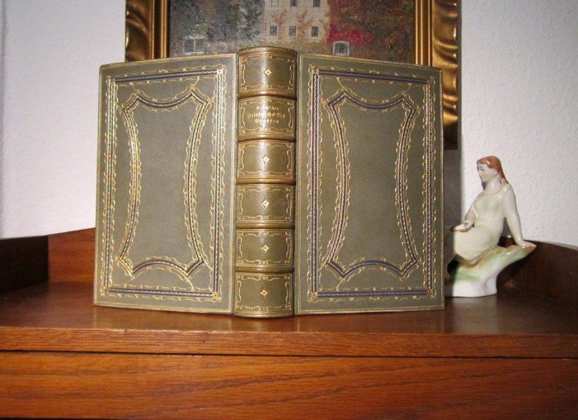 Katalog: Einbände und Einbandkunst