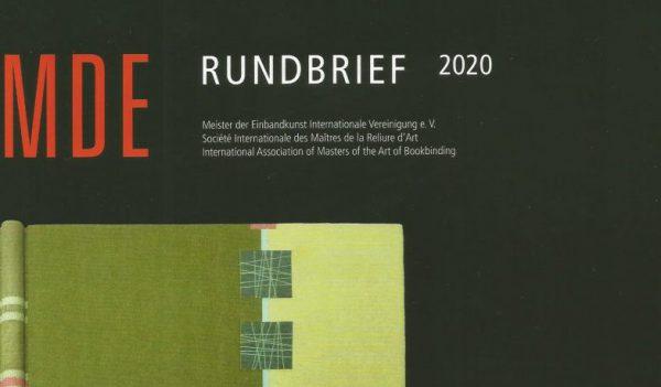 Interview im MDE Rundbrief